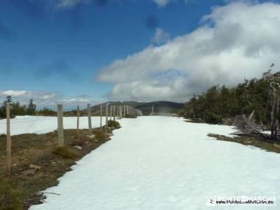 Peña Quemada; senderos gr; turismo en la sierra de madrid; como hacer senderismo;fotosenderismo